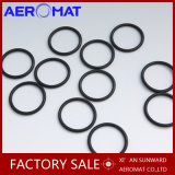 Gekleurde Silicone O-ring Seals in As568, DIN, JIS of Custom Size voor Flexible Application Made in Aeromat