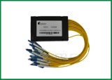 16CH Wellenlänge Mux/Demux passiver CWDM Mehrfachkoppler