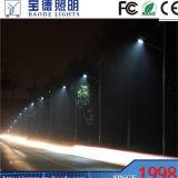 Iluminación de alto brillo de la calle Solar LED