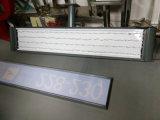 El LED de acrílico iluminó la muestra del departamento de 3 Dimentional