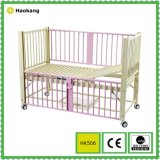 Medical Stainless Steel Children Bed (HK509)를 위한 병원 Furniture