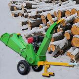 L'essence de bois avec déchiqueteuse Loncin moteur 15hp