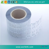Tag adesivo do estrangeiro H3 RFID da freqüência ultraelevada da alta qualidade
