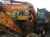 Originales usadas de excavadora Hitachi EX160WD-1 para la venta
