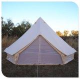 Напольные шатры партии шатра холстины 4m колокол
