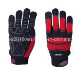 С другой стороны Mechinal защиты работников строительства воздействие защитные перчатки
