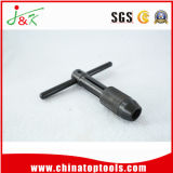Clés de taraud de poignée en T par Steel avec le GV