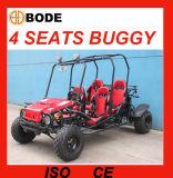 Hoogste Kwaliteit 150cc 4 Go-kart Seater met Ce