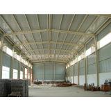 Estructura de acero de bajo precio almacén casa móvil
