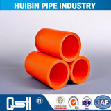 熱い販売のHDPEの適用範囲が広く継ぎ目が無いプラスチック管付属品