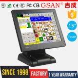 15 polegadas LCD monitor de ecrã táctil Resistivo