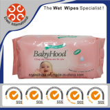 Lavável descartável Wet Wipe Limpa toalhetes