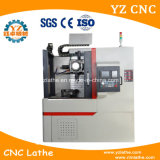 大きい金属ディスクを切る高いPrecisonの縦CNCの旋盤機械