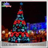 Свет украшения рождественской елки треугольника СИД празднества декоративный творческий искусственний