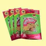 Saco de embalagem de alimentos para animais de estimação Saco Ziplock