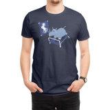 人のための昇進カラーそしてロゴによってカスタマイズされるTシャツ