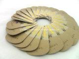 中国の卸し売りカスタム布のこつのペーパー札