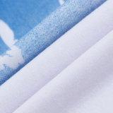 Ensembles de vêtements de mode de style chinois T-shirt à deux tons pour hommes