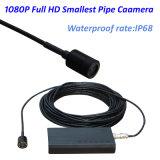 1080P 7-24V Digital beleuchtet kleinstes wasserdichtes HD Minisystem der kamera-DVR mit LED (5MP Fotographie 64GB Speicher, HDMI ausgegeben)