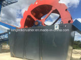 생산 라인을 만드는 인공적인 모래를 위한 경제 Xsd-3016에 의하여 선회되는 모래 세탁기