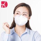 Em estoque descartáveis não tecidos KN95 Máscaras Faciais Anti poluição Máscara facial Dust-Proof