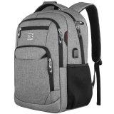 À prova de ressalto duplo de desportos de lazer viagem de negócios Notebook Bag Pack Backpack (CY5876)