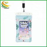 Cassa impermeabile del telefono di nuoto subacqueo della fabbrica del sacchetto libero universale del telefono mobile