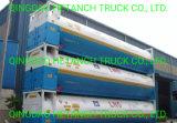 Certificat de l'ASME conteneur-citerne de GNL/ 40FT conteneur-citerne
