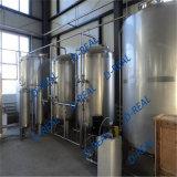 Système de traitement de l'eau minérale UF