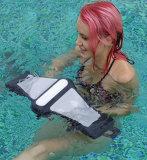 三叉の矛の小型携帯用電気ダイビングの海のスクーター