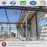 Sinoacme fabriqués à faible coût châssis en acier préfabriqués Entrepôt