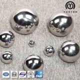 Bola de aço de cromo de aço inoxidável de amostras grátis