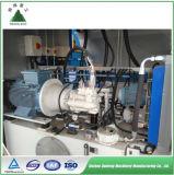 Machine hydraulique de presse de paille de foin de papier de rebut