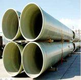 El FRP GRP compuesto de fibra de vidrio con resina epoxi de presión de los tubos de agua y aceite Zlrc