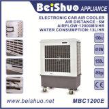 elektrische Wasser-Becken-Kapazitäts-bewegliche Verdampfungsluft-Kühlvorrichtung der Industrie-670W Kühlventilator-Luft-der Kühlvorrichtung-160L