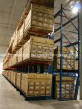 مستودع الانتقائية الصناعية التخزين الكابولي الرف