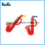 Los niños Min Cuerno francés juguetes de plástico
