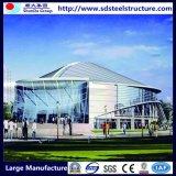 Entwurfs-niedrige Kosten-Platz-Rahmen und Stahlkonstruktion