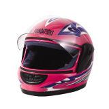 De Helm van de Motorfiets van het volledig-gezicht, T071