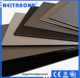 Comitato composito di alluminio con ASTM, SGS, certificazione di Neitabond di iso