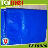 Bâche de protection de PE avec traité aux UV, qualité