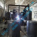 China Resíduos Zsa Máquina de destilação de óleo preto