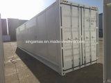 40 metros de altura do recipiente do gerador de isolados de cubos