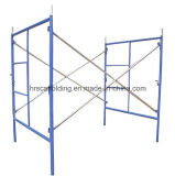 Het poeder bedekte Geschilderde Gang door de Steiger van het Frame met een laag H die in China voor Verkoop wordt gemaakt