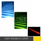 Stage esterno Wash Light 18PCS*3W RGB 3in1 LED Wall Washer