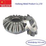 Нержавеющая сталь бросая механически компоненты с подвергать механической обработке CNC