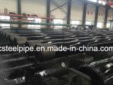 API 5CT K55 PSL1 Carcasa perfecta de acero al carbono LC