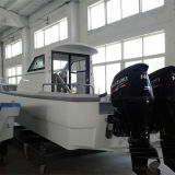 32FT Panga Model Cabin Fishing Boat