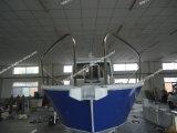 Aluminiumlegierung-materielles Marineboot im Fluss, Meer