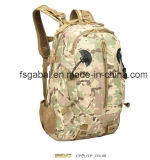 Morral militar del bolso de 3p Assualt del ejército táctico al aire libre del camuflaje